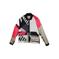Zipped Jacket HUNTER Multicolor