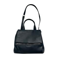 Handtasche Leder GIVENCHY Blau, marineblau, türkisblau