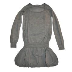 Robe courte COMPTOIR DES COTONNIERS Gris, anthracite