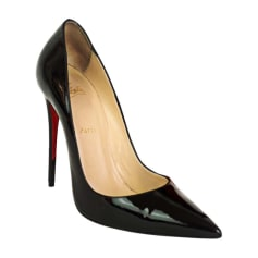 Escarpins CHRISTIAN LOUBOUTIN So Kate Noir