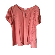 Tops, T-Shirt CLAUDIE PIERLOT Pink,  altrosa