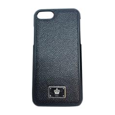 iPhone Case DOLCE & GABBANA Black