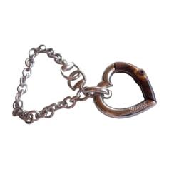 Bracelet GUCCI Argenté, acier