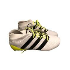 Sports Sneakers ADIDAS White, off-white, ecru