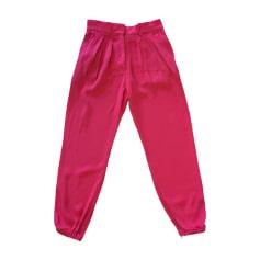 Harem Pants ISABEL MARANT Pink, fuchsia, light pink