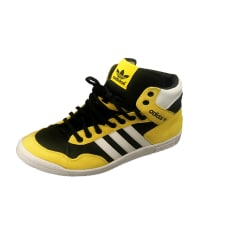 Sneakers ADIDAS Yellow