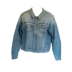 Denim Jacket LEVI'S Blue, navy, turquoise