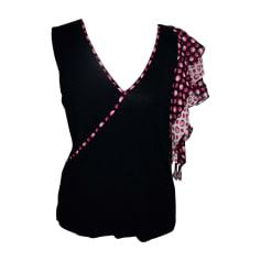 Top, T-shirt ESCADA Black