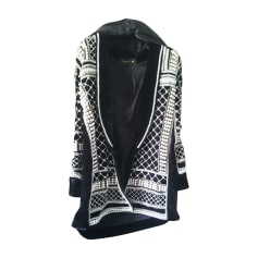 Manteau balmain hm femme