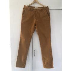 Pantalon droit ROSEANNA Beige, camel
