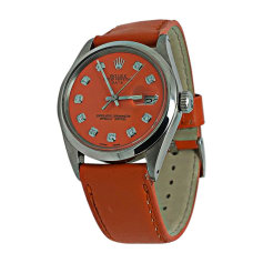 Armbanduhr ROLEX Orange