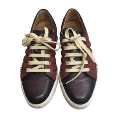 Sneakers BERLUTI Rot, bordeauxrot