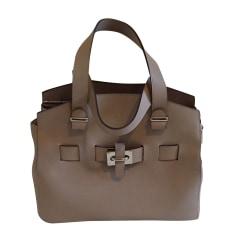 9e6c5900cc1a Sacs à main en cuir Texier Femme   articles tendance - Videdressing