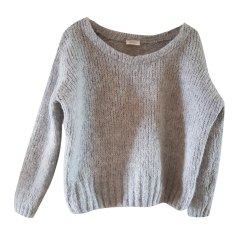 Pull AMERICAN VINTAGE Gris, anthracite