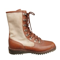 Ankle Boots PARABOOT Brown