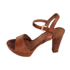 Sandales à talons Minelli Femme   articles tendance - Videdressing 9d9f899a9c78