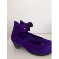Escarpins ARCHE Violet, mauve, lavande