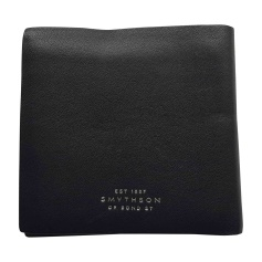 Wallet SMYTHSON Black