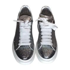 Sneakers ALEXANDER MCQUEEN Silver