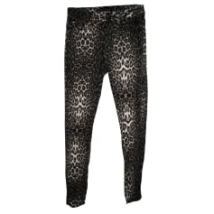 Skinny Jeans THE KOOPLES Animal prints