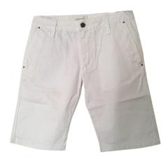 Bermuda Shorts DIESEL White, off-white, ecru