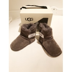 Ankle Boots UGG Gray, charcoal