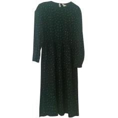 Robe mi-longue BALZAC PARIS Vert