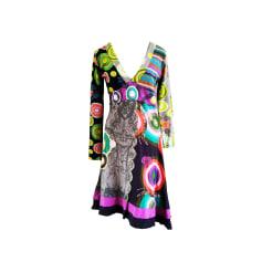 Mini-Kleid DESIGUAL Mehrfarbig