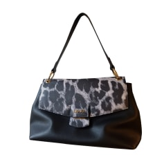 Leather Handbag LIU JO Black