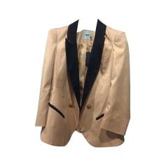 Blazer, veste tailleur ASOS Abricot nude