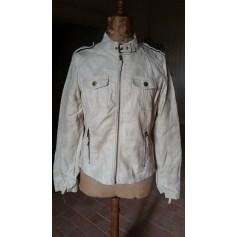 Veste AMISU Blanc, blanc cassé, écru