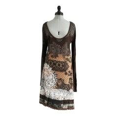Maxi-Kleid DESIGUAL Mehrfarbig