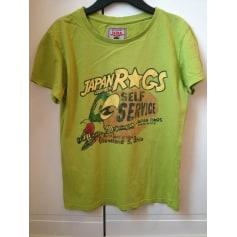 T-shirt JAPAN RAGS Green