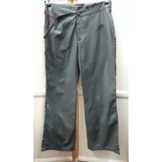 Pantalon droit COP-COPINE Kaki
