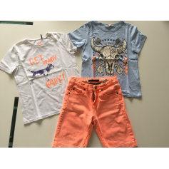 Shorts Set, Outfit IKKS Orange