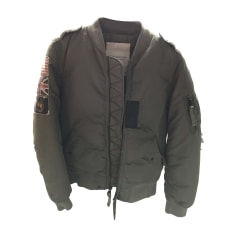 Zipped Jacket RALPH LAUREN Green