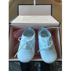 Lace Up Shoes REPETTO White, off-white, ecru