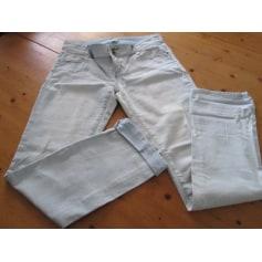 Jeans large, boyfriend Promod  pas cher