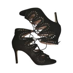 Heeled Sandals MINELLI Black