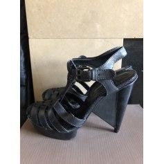 Sandales à talons BERTIE Noir