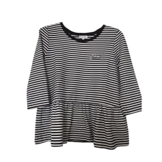 Tops, T-Shirt CLAUDIE PIERLOT Schwarz