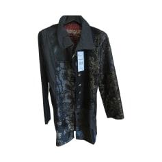 Coat DESIGUAL Black