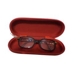 Eyeglass Frames DISNEY Gris foncé et orange.