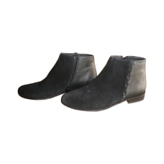 Bottines   low boots Minelli Femme   articles tendance - Videdressing 1a33d7e309c