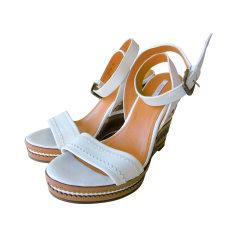 Sandales compensées Geox Femme   articles tendance - Videdressing e58872929edf