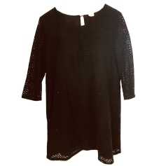 Robe courte DES PETITS HAUTS Noir