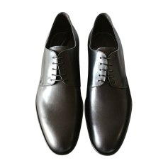 Lace Up Shoes HUGO BOSS Black