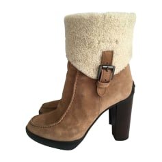 Videdressing Luxe Boots amp; Femme Low Articles Bottines Tod's UxqPp8wUF