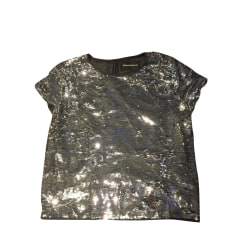 Top, T-shirt ZADIG & VOLTAIRE Silver