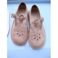 Chaussures à boucle ASTER Rose, fuschia, vieux rose